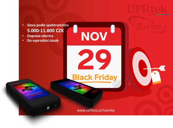 Uprtek Black friday