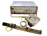 Low coherence interferometry and fiber optic gyroscope training kit